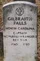 CPT Gilbraith Falls