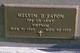 Melvin D. Eaton