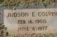Judson E. Colvin