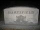 Beulah Vondale <I>Walker</I> Hartsfield