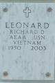 Richard Dana Leonard