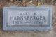 Profile photo:  Mary Ann <I>Keown</I> Harnsberger