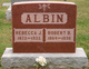 Profile photo:  Robert George Britian Albin