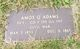 Amos Q. Adams