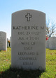 Katherine M. <I>Preston</I> Campbell
