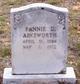 Fannie Dale Ainsworth