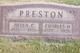 Della <I>Curtis</I> Preston
