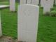 Profile photo: Lance Corporal Albert Edward Bradford