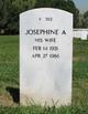 Josephine A. Massey