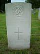 WO Henry George Cavanagh