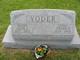 Elizabeth F <I>Miller</I> Yoder