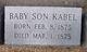Baby Son Kabel