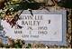 Alvin Lee Bailey