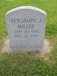 Benjamin J Miller