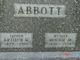 Minnie Marie <I>Peterson</I> Abbott