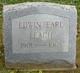 Profile photo:  Edwin Earl Leach