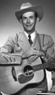 Profile photo:  Hank Williams, Sr