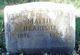 Mattie Heartsill