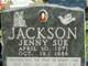 Jenny Sue Jackson
