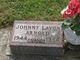 Profile photo:  Johnny LaVon Arnold