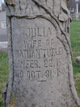 Julia A <I>Hall</I> Turley