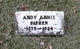 """Profile photo:  Andrew """"Andy"""" Annis"""