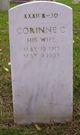 "Florence Corinne ""Cornie"" <I>Campbell</I> Snouffer"