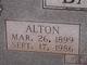 Profile photo:  Alton Ballew