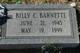 Profile photo:  Billy C Barnette