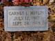 Garnet Lillian <I>Abel</I> Heflin