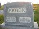 "Profile photo:  Frederick Beecher ""Fred"" Brock"
