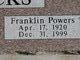 Franklin Powers Hendricks