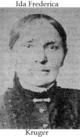 Eda Fredericka <I>Krueger</I> Tietjen
