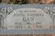 "John Thomas ""J.T."" Gan"