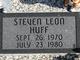 Steven Leon Huff