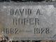 David Anthony Roper