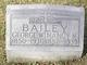 Nancy Ann <I>Gregg</I> Bailey