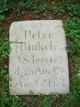 "Profile photo:  Peter ""Binkele"" Binggeli"