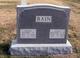 Rachel Amelia <I>Harry</I> Bain