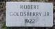 Robert Goldsberry, Jr