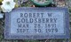 Robert Wesley Goldsberry