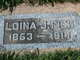 """Ethelina Jane """"Loina"""" <I>Kelley</I> Fish"""