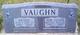 Mae Louise <I>Arthur</I> Vaughn