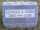 Edward D. Cook