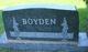 Viola Maud <I>York</I> Boyden