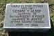 Profile photo:  Mary Eloise <I>Power</I> Alsop