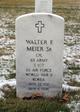 Walter E Meier Sr.