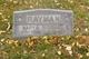 Mary Ann <I>Fisher</I> Rayman