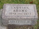 Profile photo:  Lavina <I>Welly</I> Adang