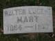 Walter Eugene Mart, Sr